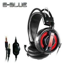 E-Blue Cobra Headset Black